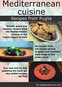 Mediterranean cuisine - Recipes from Puglia
