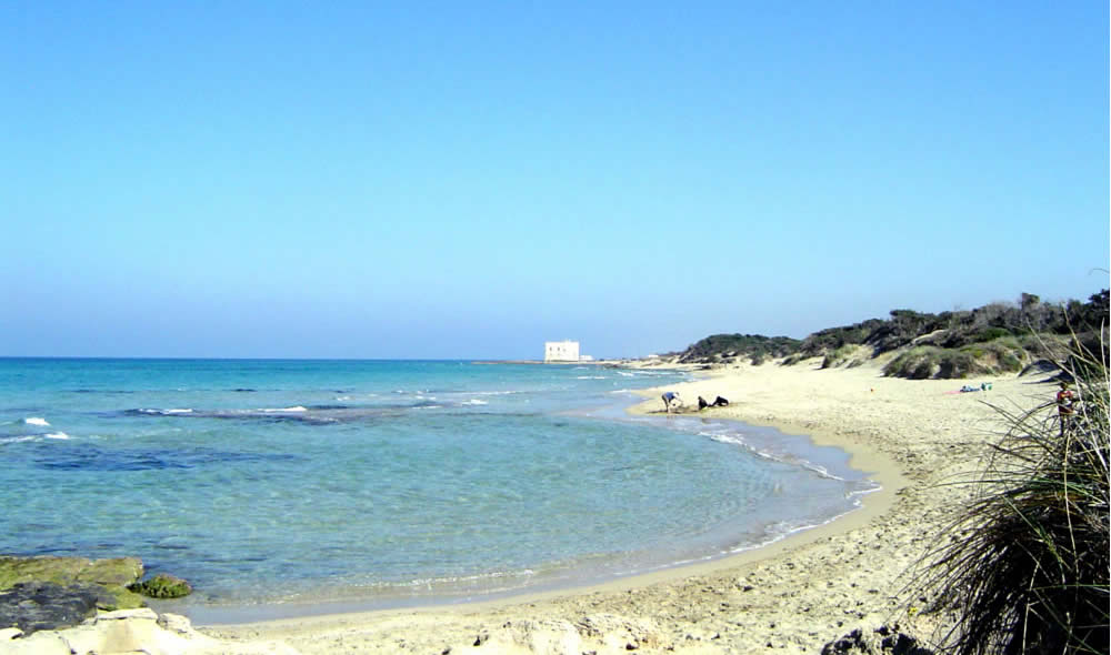 Beaches of Puglia to enjoy