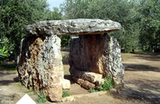 Dolmens and Menhirs, Puglia
