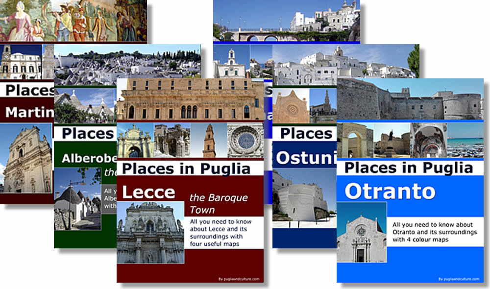 Ebooks of Puglia