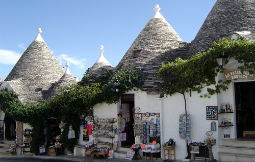Events in Alberobello, Fasano and Putignano in Puglia