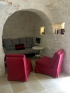 Alcova with sofa Trullo Odelia - Ceglie Messapica