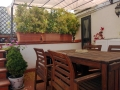 Casa Vico - rental in Puglia - roof table
