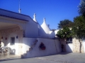 Trullo Corvetta - Puglia Italy - outside view