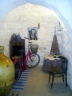Trullo Corvetta for rental - Puglia Italy - view of bike