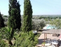 Trullo Origano view from roof terrace