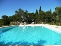 Trullo with swimming pool near Ceglie Messapica